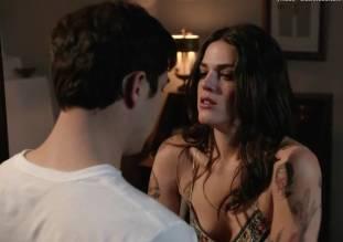 callie hernandez topless in graves sex scene 7071 2