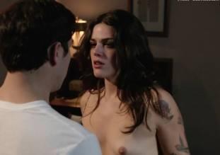 callie hernandez topless in graves sex scene 7071 5