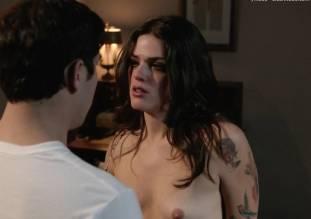 callie hernandez topless in graves sex scene 7071 6