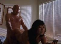 camille chen nude and on the phone in californication sex scene 3103 24