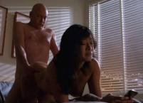 camille chen nude and on the phone in californication sex scene 3103 26
