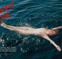 camille rowe nude makes a good catch in hommes 1717 1