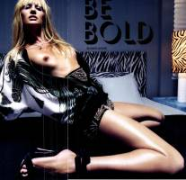 candice swanepoel topless and bold in italian vogue 0811 1