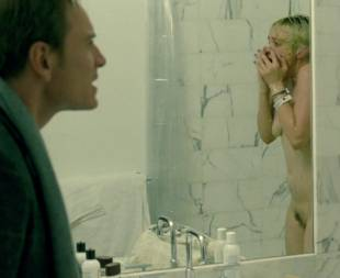 carey mulligan nude in bathroom scene from shame 2487 1