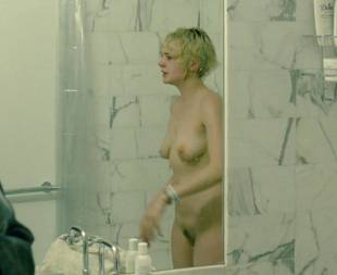 carey mulligan nude in bathroom scene from shame 2487 12