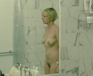 carey mulligan nude in bathroom scene from shame 2487 13