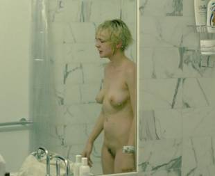 carey mulligan nude in bathroom scene from shame 2487 14