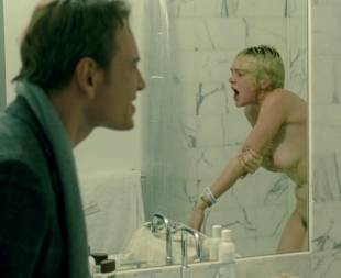 carey mulligan nude in bathroom scene from shame 2487 2
