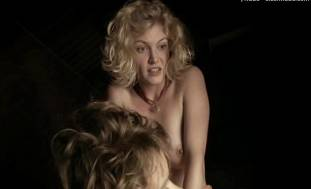 cariba heine topless in blood brothers sex scene 8186 14