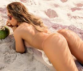 carol narizinho nude to start summer right in playboy 4991 10