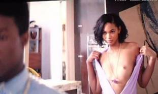 chanel iman topless debut in dope 8017 7