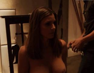 charisma carpenter nude and incredible in bound 5819 14