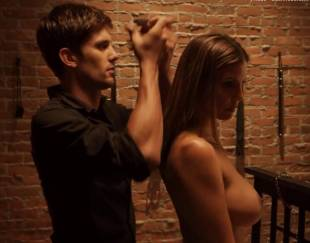 charisma carpenter nude and incredible in bound 5819 20