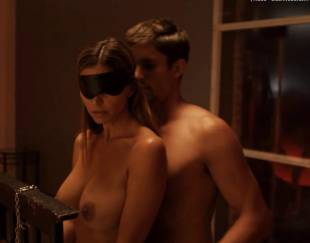 charisma carpenter nude and incredible in bound 5819 25