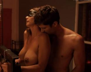 charisma carpenter nude and incredible in bound 5819 27