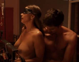 charisma carpenter nude and incredible in bound 5819 28