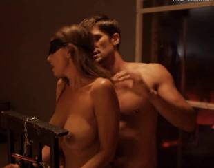 charisma carpenter nude and incredible in bound 5819 35