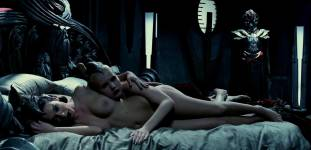 charlie marie dupont nude and full frontal in riddick 4459 3