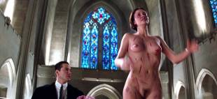 charlize theron nude and full frontal in the devil advocate 9420 23