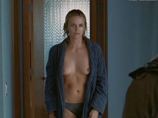 charlize theron nude in the burning plain 8999 16