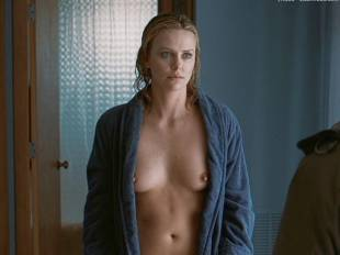 charlize theron nude in the burning plain 8999 19