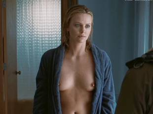charlize theron nude in the burning plain 8999 20