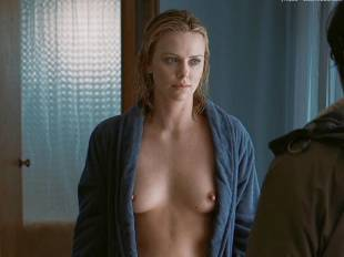 charlize theron nude in the burning plain 8999 21