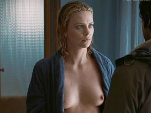 charlize theron nude in the burning plain 8999 24