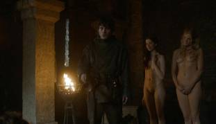 charlotte hope stephanie blacker nude together on game of thrones 7111 28