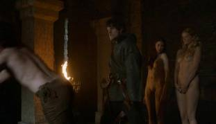 charlotte hope stephanie blacker nude together on game of thrones 7111 29