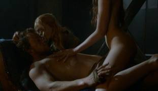 charlotte hope stephanie blacker nude together on game of thrones 7111 9