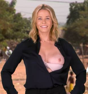 chelsea handler flashes breast in spoof political ad 6676 15
