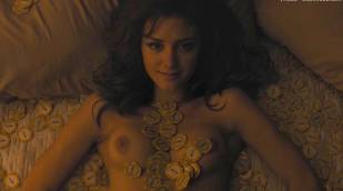 christine evangelista topless in bleed for this 3094 5