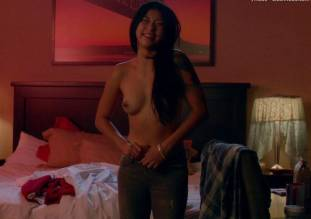 cissy ly nude full frontal in roadies 3524 28