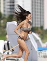 claudia galanti breasts slip out of her bikini 9044 1