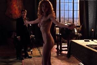connie nielsen nude full frontal in the devil advocate 3189 13