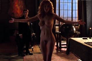 connie nielsen nude full frontal in the devil advocate 3189 15