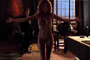 connie nielsen nude full frontal in the devil advocate 3189 17