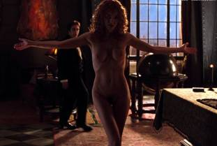 connie nielsen nude full frontal in the devil advocate 3189 18