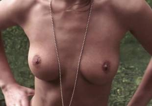 crystal lowe topless for swim in wrong turn 2 dead end 7225 10