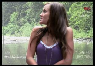 crystal lowe topless for swim in wrong turn 2 dead end 7225 3