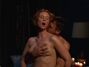 cynthia nixon nude for pleasure in sex and city 6808 6