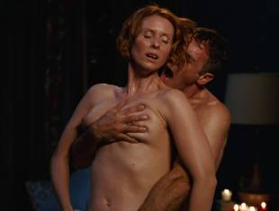 cynthia nixon nude for pleasure in sex and city 6808 7