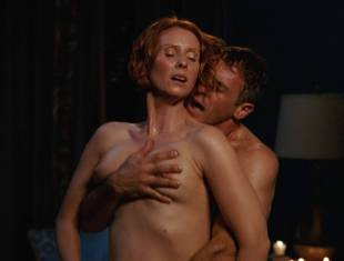 cynthia nixon nude for pleasure in sex and city 6808 8