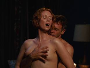 cynthia nixon nude for pleasure in sex and city 6808 9