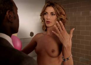 dawn olivieri topless puts the air in our balloon 7020 13
