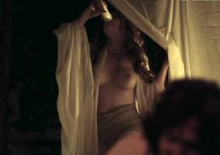 debbie rochon topless in richard lionheart rebellion 8084 1