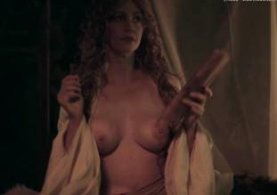 debbie rochon topless in richard lionheart rebellion 8084 11