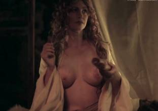 debbie rochon topless in richard lionheart rebellion 8084 12