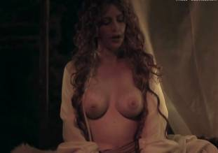 debbie rochon topless in richard lionheart rebellion 8084 15